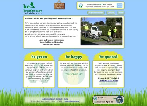 Breathe Easy Fresh Air Lawn Care