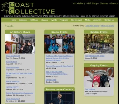 Coast Collective Arts Centre