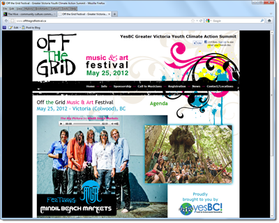 Off the Grid Festival
