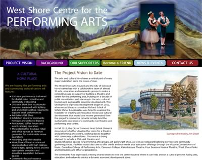 West Shore Centre for the Performing Arts