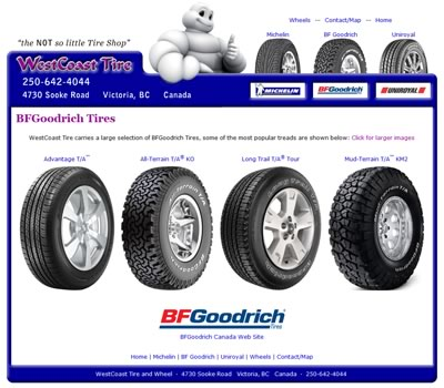 WestCoast Tire and Wheel
